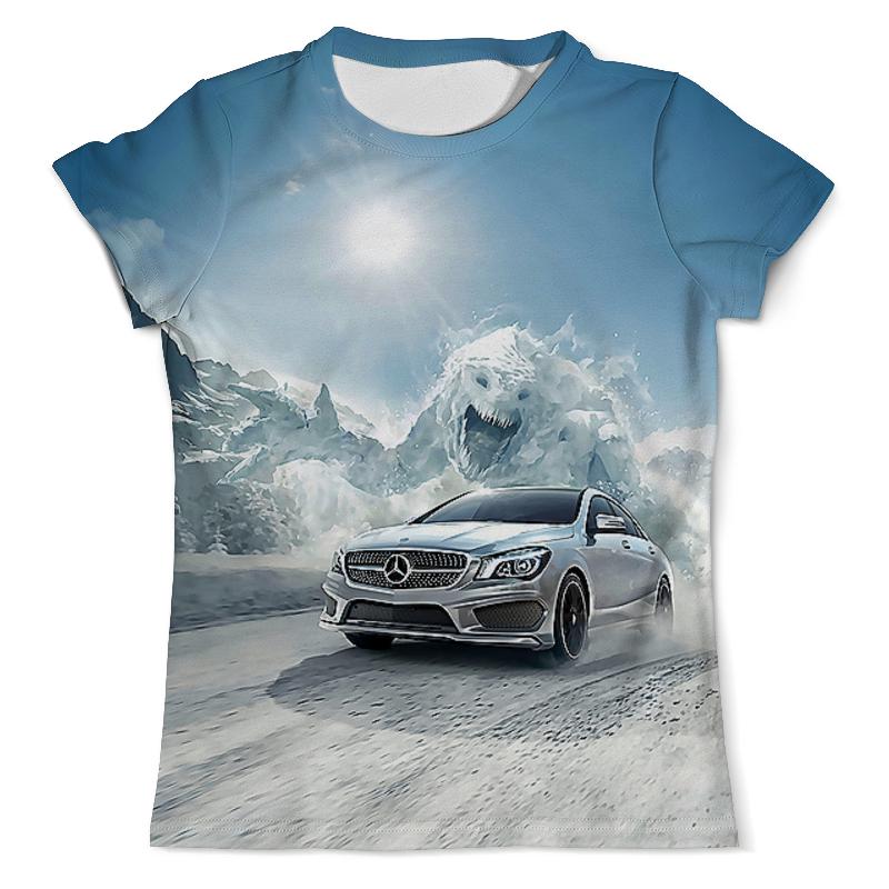 Printio Mercedes-benz футболка с полной запечаткой для мальчиков printio mercedes benz amg гелендваген