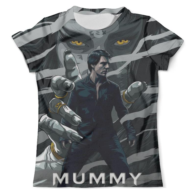 Футболка с полной запечаткой (мужская) Printio The mummy mummy