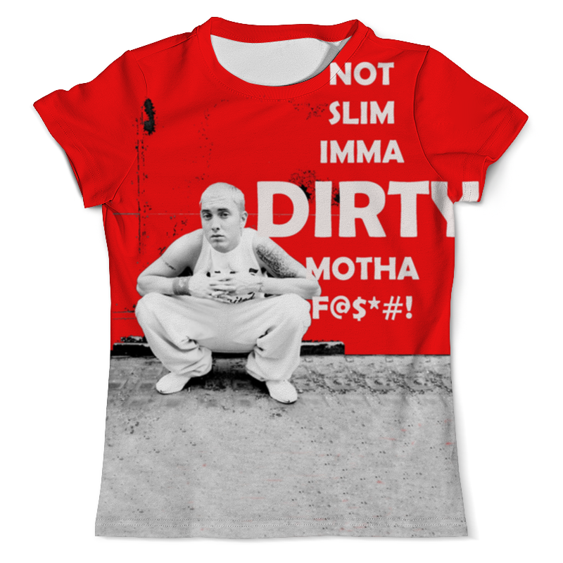 лучшая цена Printio Eminem