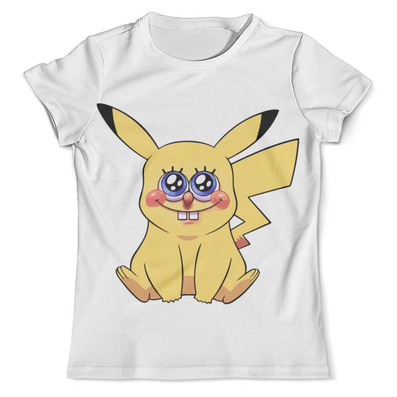 Фото - Футболка с полной запечаткой (мужская) Printio Покемон (pokemon) футболка с полной запечаткой мужская printio pokemon eevee покемон иивии