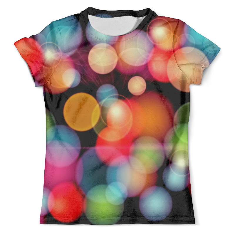 Футболка с полной запечаткой (мужская) Printio Солнечные блики футболка с полной запечаткой мужская printio блики