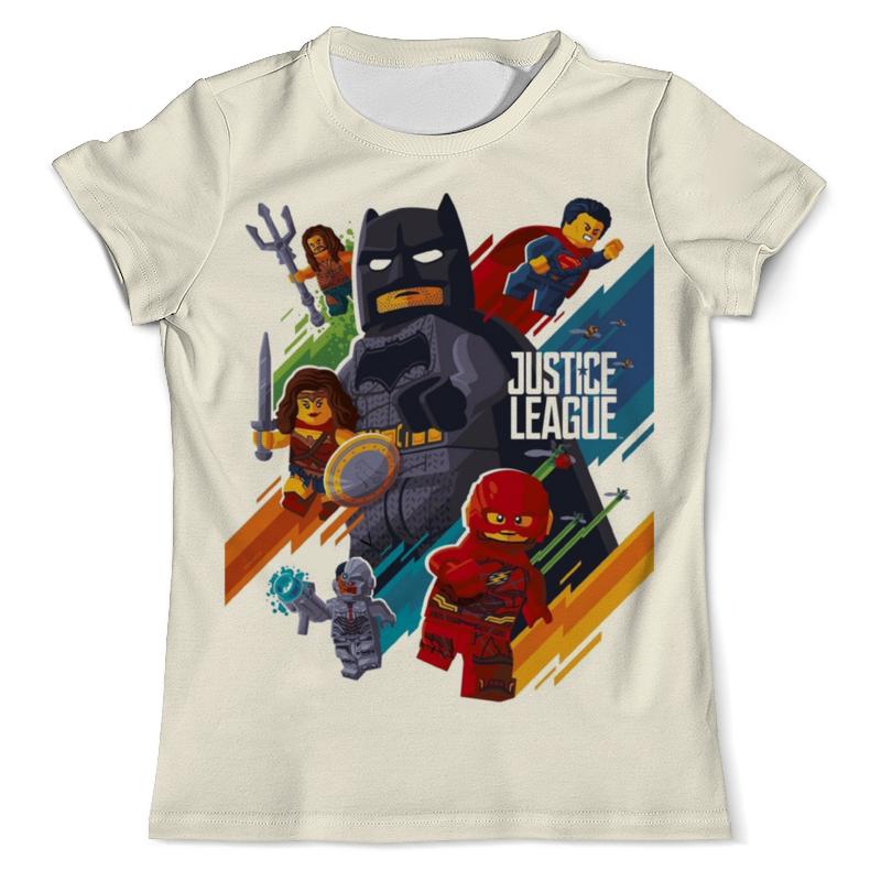 Printio Лига справедливости / justice league. lego футболка с полной запечаткой мужская printio лига справедливости justice league dark side