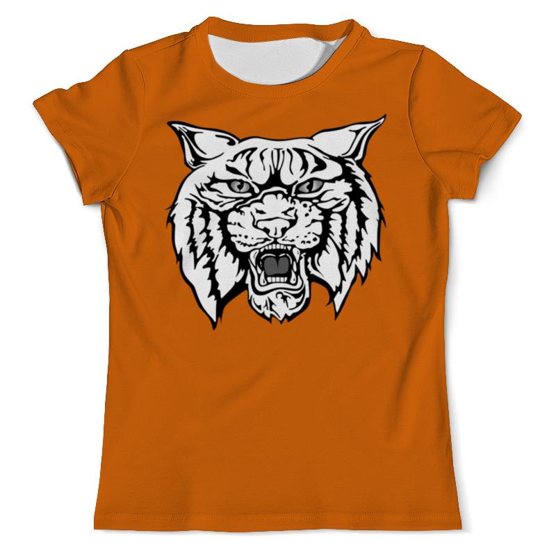 Printio Зверь футболка с полной запечаткой мужская printio дикий зверь