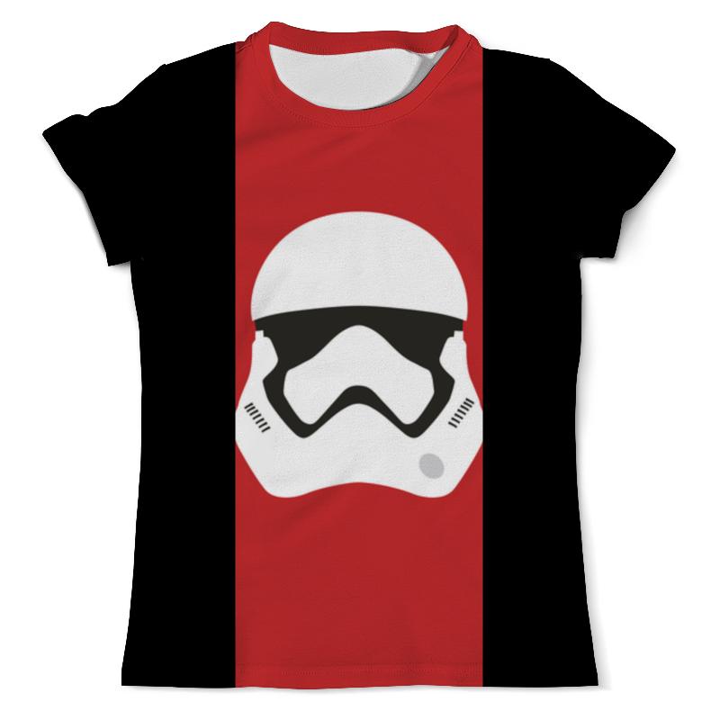 футболка с полной запечаткой для мальчиков printio star wars stormrooper звездные войны штурмовик Printio Star wars stormrooper/звездные войны штурмовик