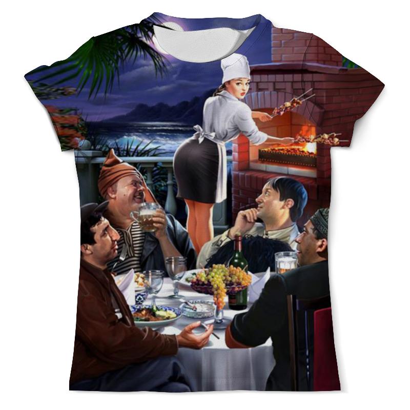 Printio Кавказская пленница (4) футболка с полной запечаткой мужская printio кавказская пленница 1