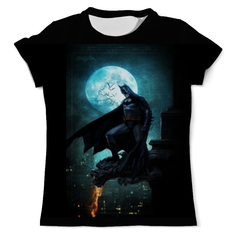Printio Batman футболка с полной запечаткой мужская printio солдаты смерти