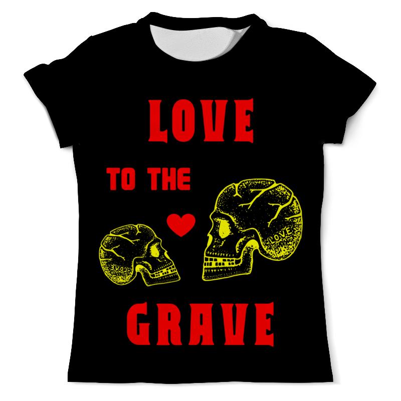 Printio Любовь до гроба цена