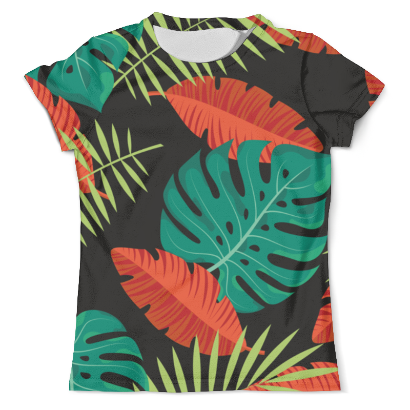 лучшая цена Printio Тропические листья