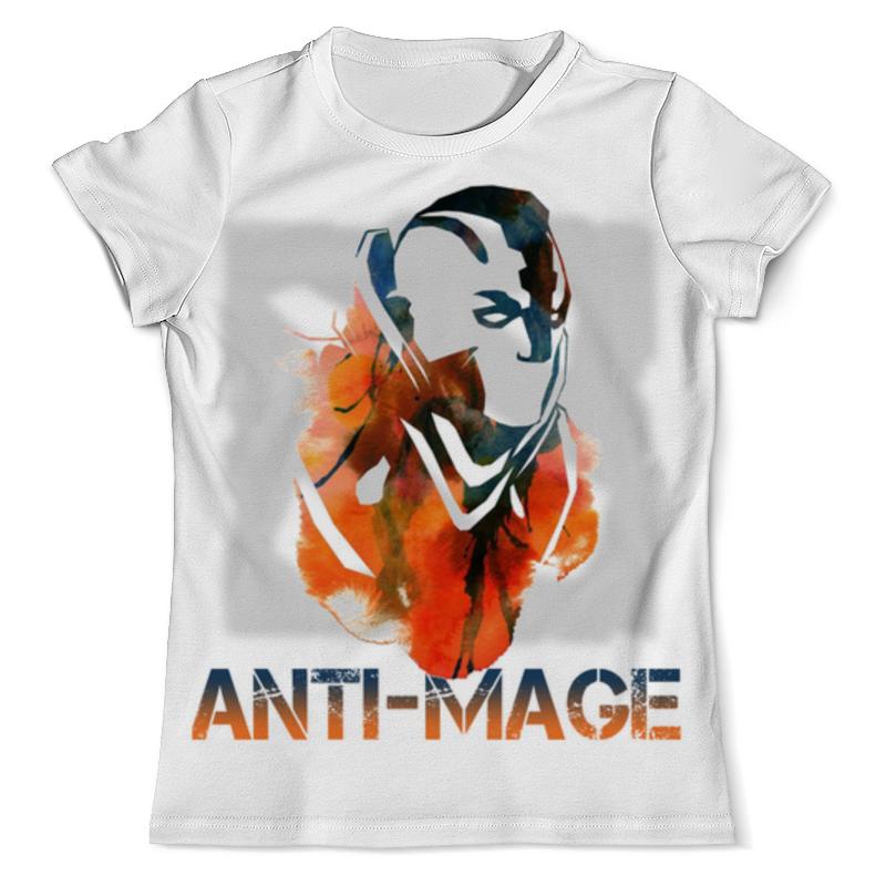 Футболка с полной запечаткой (мужская) Printio Anti-mage dota 2 футболка с полной запечаткой мужская printio dota 2 lina on fire page 1