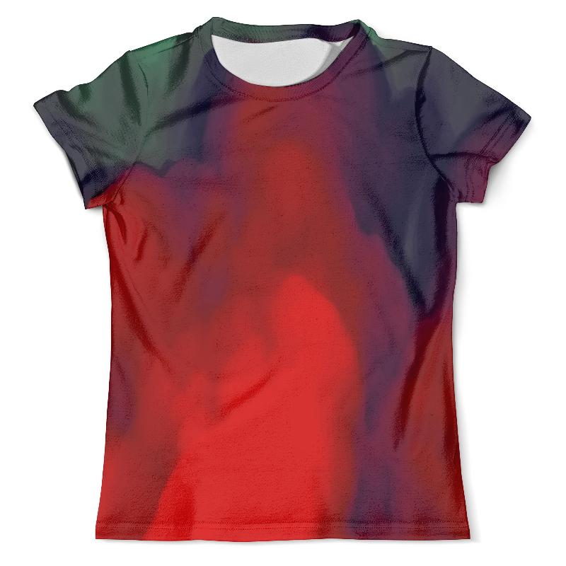 Футболка с полной запечаткой (мужская) Printio Абстрактные краски футболка с полной запечаткой мужская printio нежные абстрактные цветы
