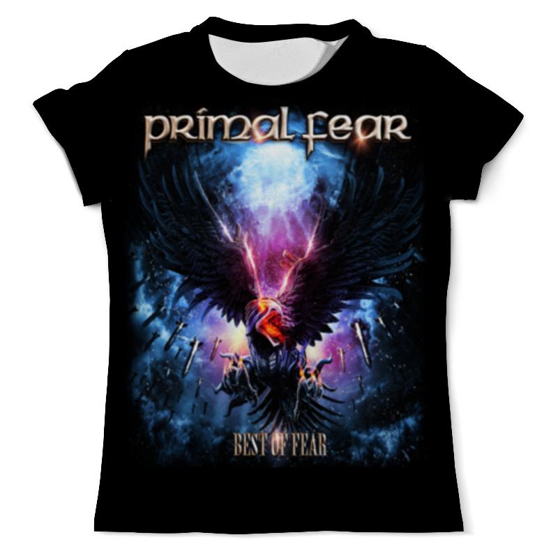 Фото - Футболка с полной запечаткой (мужская) Printio Primal fear футболка с полной запечаткой мужская printio primal fear