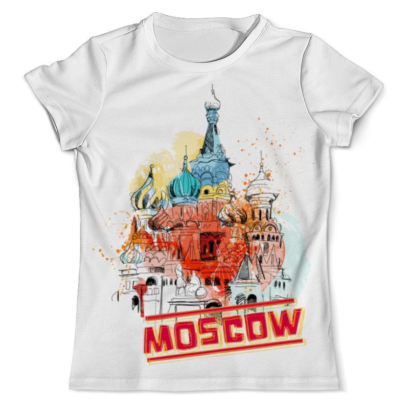 Футболка с полной запечаткой (мужская) Printio Москва купить шурупов рт на все инструменты на ул складочная г москва