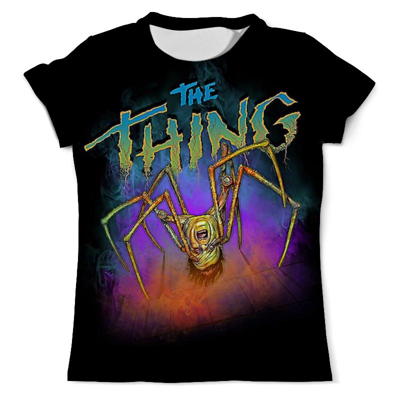 Printio The thing футболка с полной запечаткой мужская printio the thing