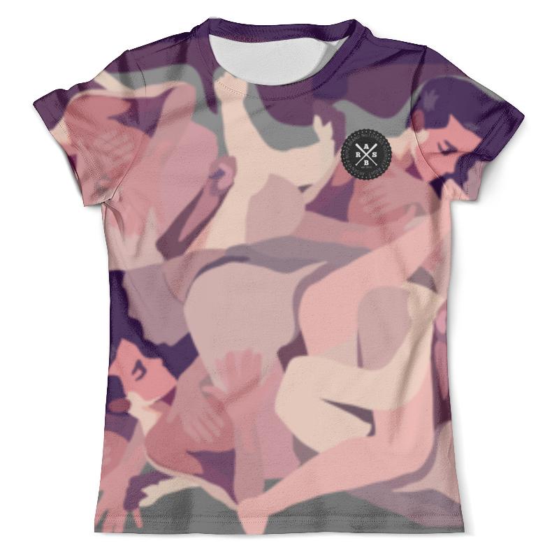 Футболка с полной запечаткой (мужская) Printio Slove arsb футболка с полной запечаткой мужская printio slove arsb