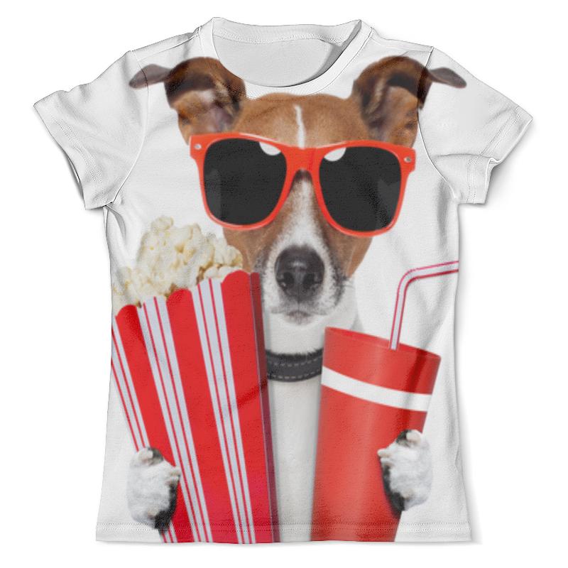Футболка с полной запечаткой (мужская) Printio Песик футболка с полной запечаткой мужская printio злой песик