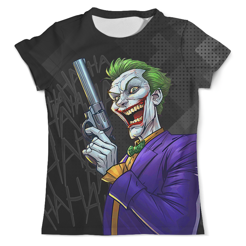 Printio The joker gun