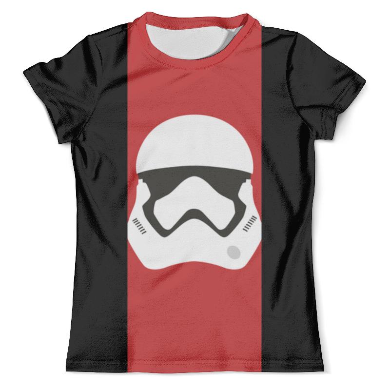 Футболка с полной запечаткой (мужская) Printio Star wars stormrooper/звездные войны штурмовик рюкзак с полной запечаткой printio звездные войны star wars