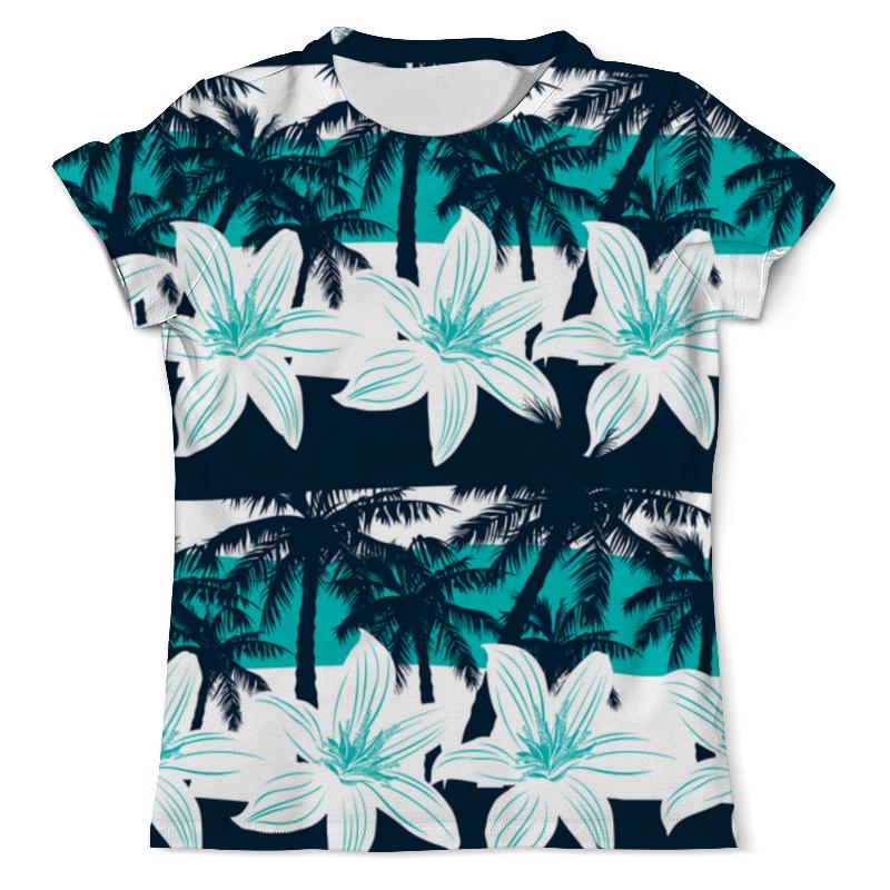 все цены на Printio Тропические цветы онлайн