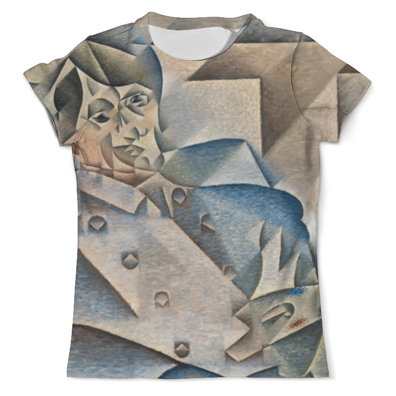 Printio Портрет пабло пикассо (хуан грис)