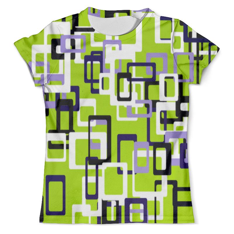 Футболка с полной запечаткой (мужская) Printio Минимализм футболка с полной запечаткой женская printio япония минимализм