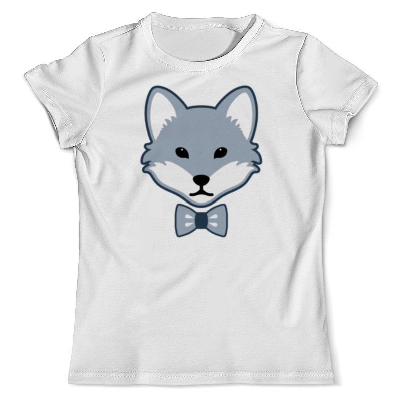 Футболка с полной запечаткой (мужская) Printio Мистер волк футболка с полной запечаткой мужская printio красная шапочка и серый волк 3