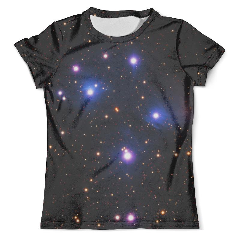 Футболка с полной запечаткой (мужская) Printio Космос (space) футболка с полной запечаткой мужская printio space race