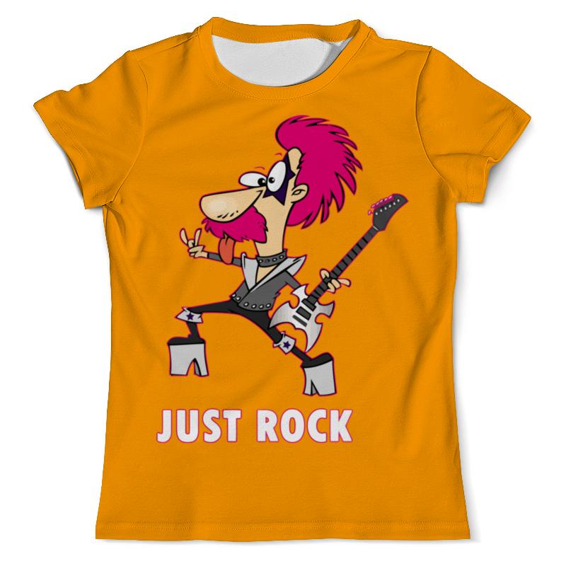 Футболка с полной запечаткой (мужская) Printio Рок музыкант футболка с полной запечаткой мужская printio рок утка kotiteollisuus