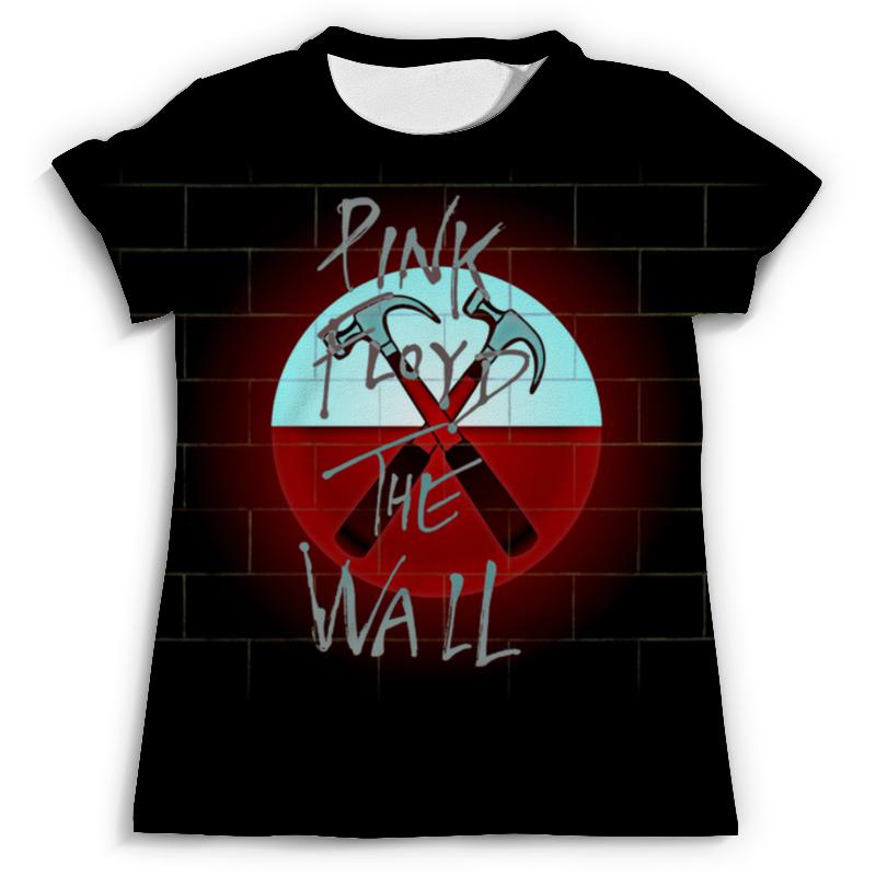 Футболка с полной запечаткой (мужская) Printio Pink floyd the wall pink floyd – the wall 2lp