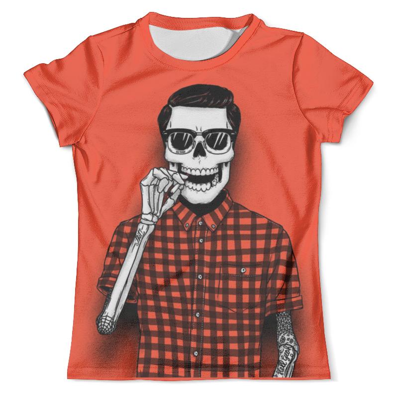 Футболка с полной запечаткой (мужская) Printio Bones brigade футболка с полной запечаткой мужская printio x ray of bones