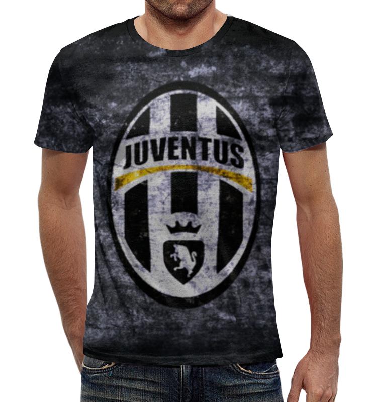Футболка с полной запечаткой Printio Ювентус (juventus) футболка print bar ювентус