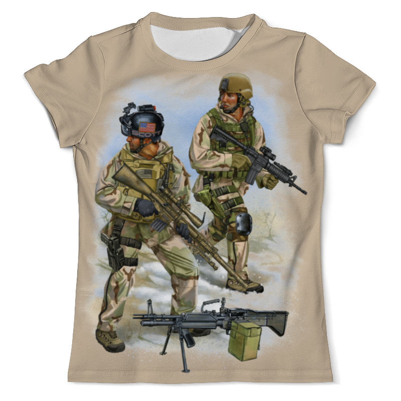 Printio Us army цена и фото