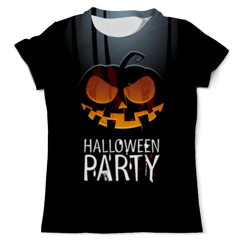 Футболка с полной запечаткой (мужская) Printio Halloween party футболка с полной запечаткой мужская printio happy castle halloween