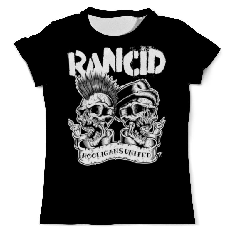 Футболка с полной запечаткой (мужская) Printio Rancid футболка rancid