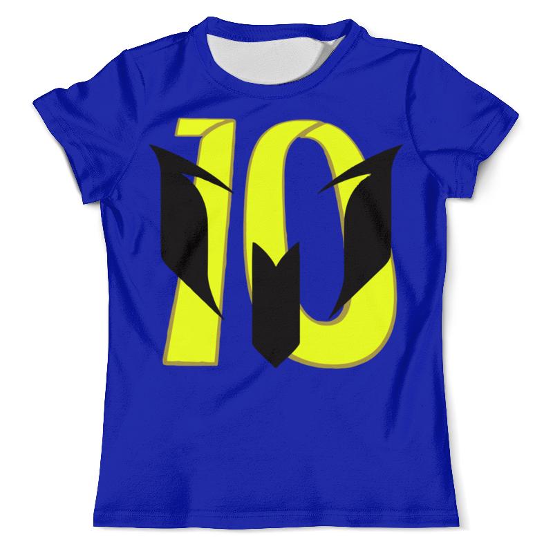 Printio Месси футболка с полной запечаткой мужская printio лионель месси 1