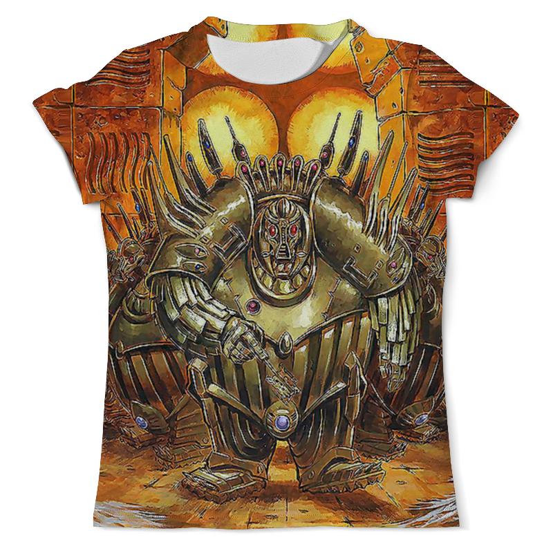Футболка с полной запечаткой (мужская) Printio The mondoshawans (the fifth element) футболка с полной запечаткой мужская printio the rover