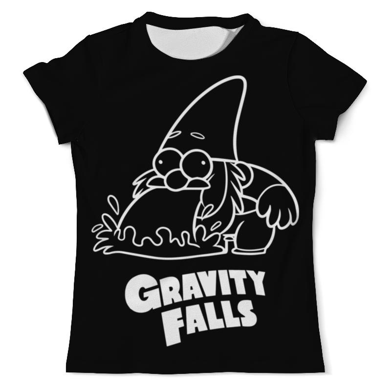 Printio Гном стив футболка с полной запечаткой мужская printio стив джобс