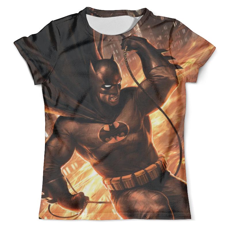 Футболка с полной запечаткой (мужская) Printio Batman (бэтмен)