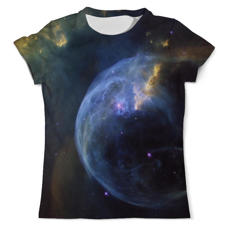 Printio The bubble nebula футболка print bar nebula star