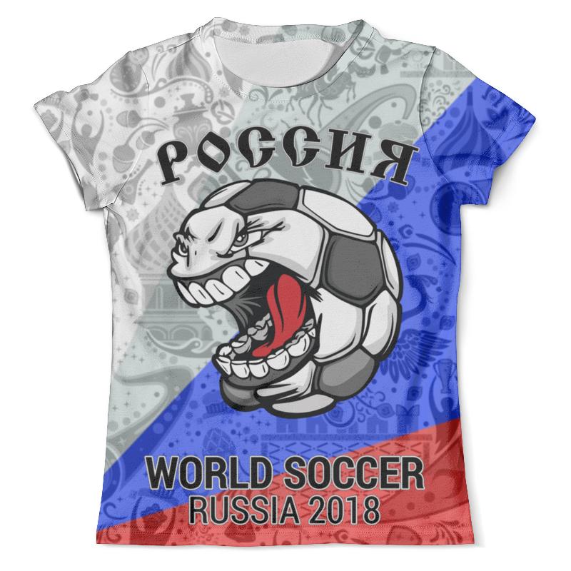 Футболка с полной запечаткой (мужская) Printio Россия design футболка с полной запечаткой мужская printio россия царская