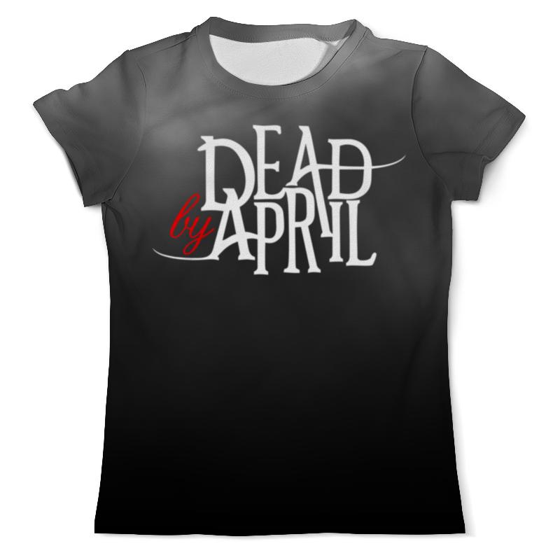 Футболка с полной запечаткой (мужская) Printio Dead by april футболка классическая printio dead by april