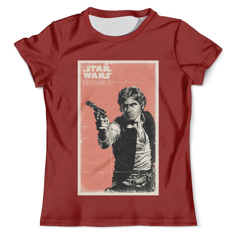 Футболка с полной запечаткой (мужская) Printio Звёздные войны футболка с полной запечаткой мужская printio battlefield v