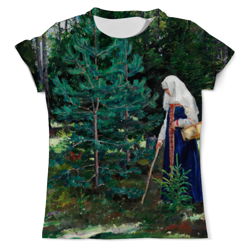 Printio В лес за грибами (сергей виноградов) цена и фото