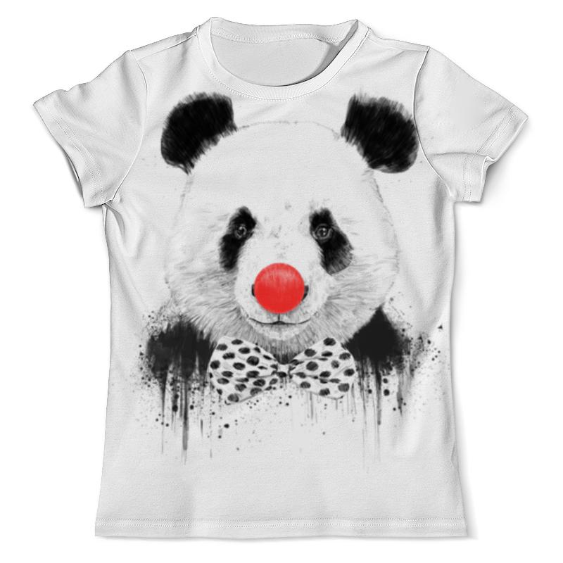 Футболка с полной запечаткой (мужская) Printio Circus panda 3d футболка с полной запечаткой мужская printio 3d статуя