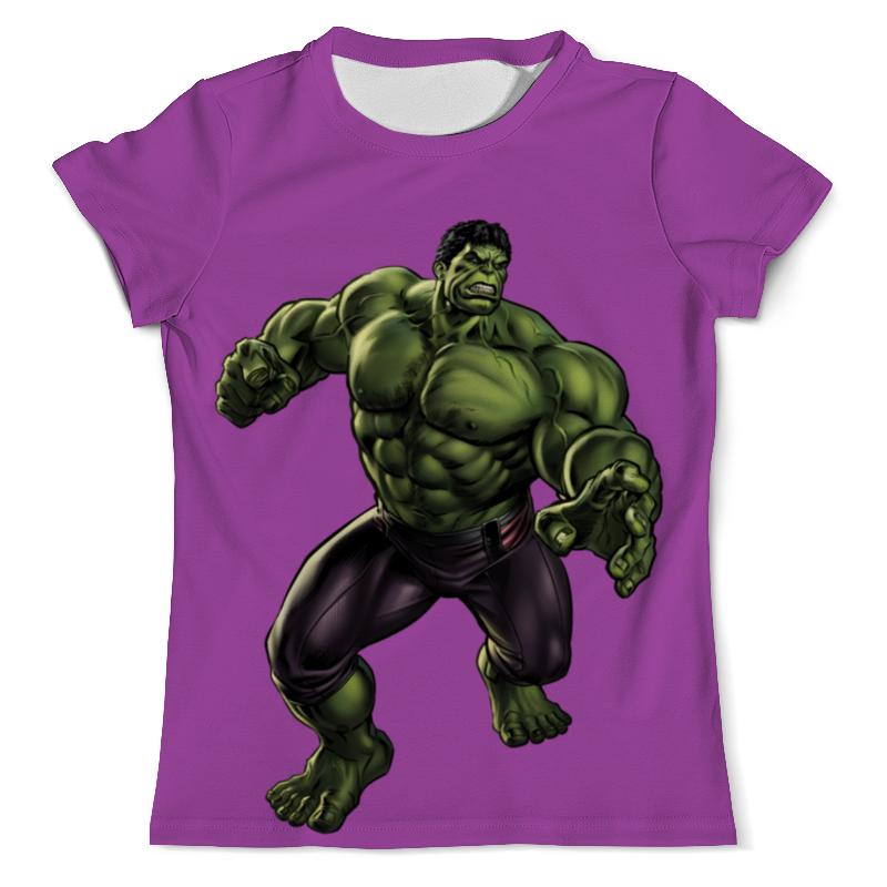 Printio Халк (hulk) футболка с полной запечаткой мужская printio чёрная вдова и халк