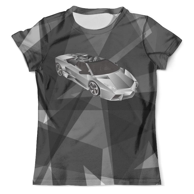 Футболка с полной запечаткой (мужская) Printio Concept car свитшот унисекс с полной запечаткой printio concept car победа