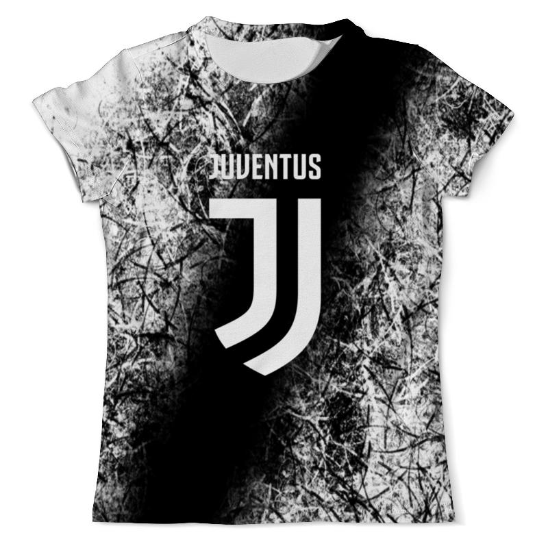 Футболка с полной запечаткой (мужская) Printio Ювентус футболка ювентус