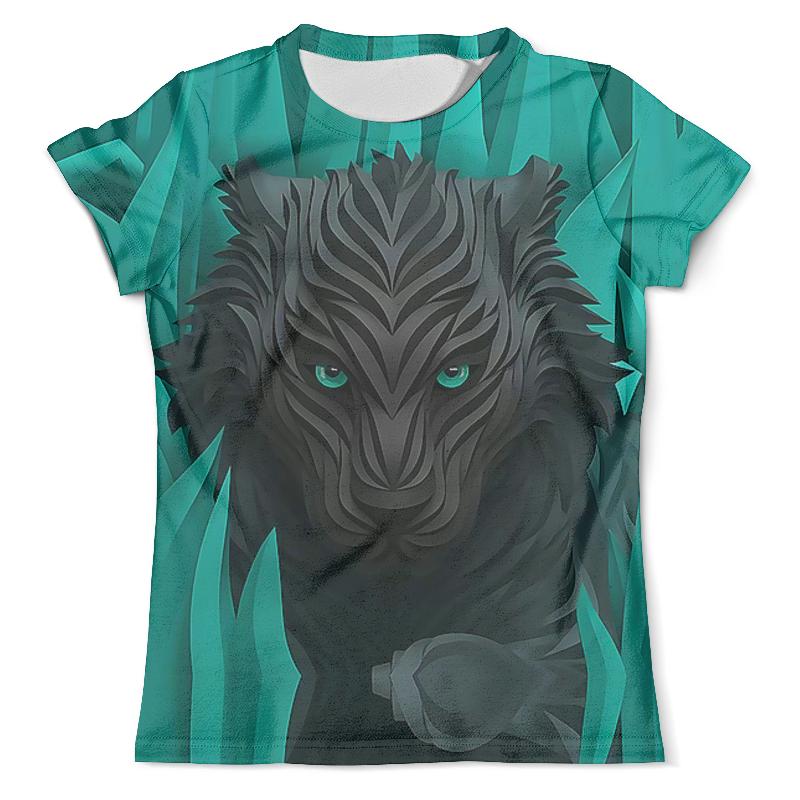 Printio Изумрудный взгляд футболка с полной запечаткой мужская printio взгляд черной кошки