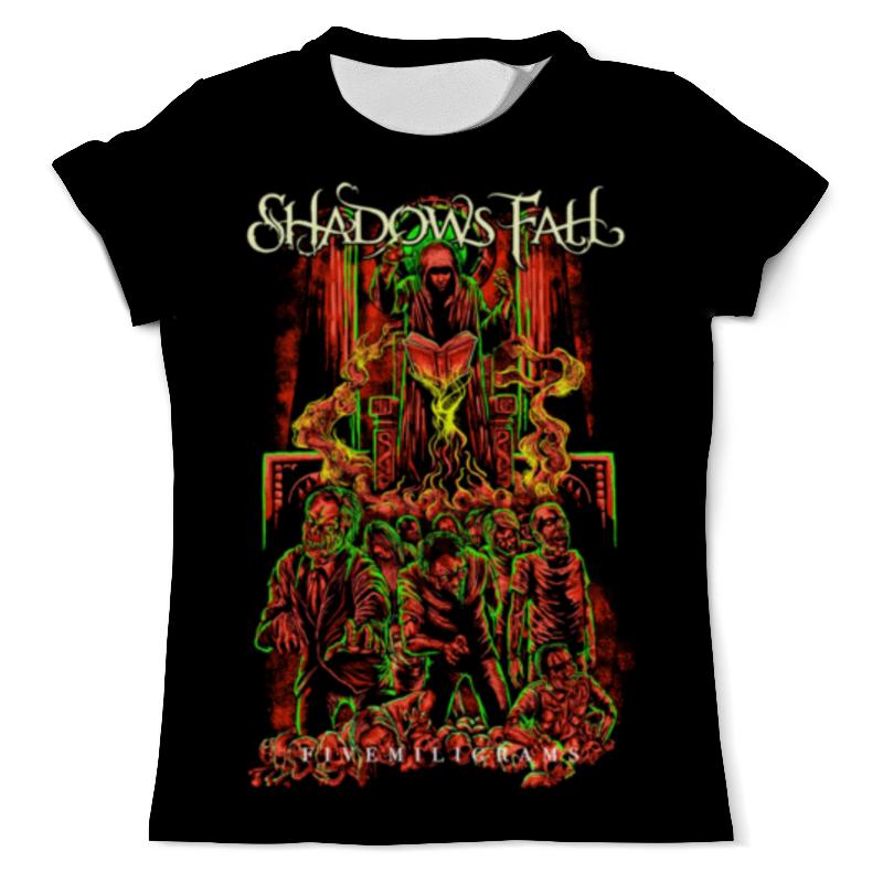 Футболка с полной запечаткой (мужская) Printio Shadows fall футболка print bar sam shadows