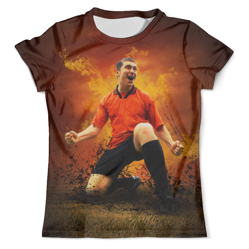 Футболка с полной запечаткой (мужская) Printio Мощь игры