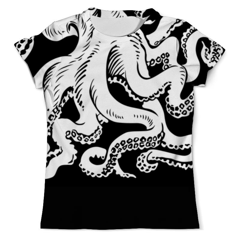 Printio Octopus black